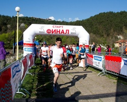 Help in the organization of Pancharevo Trail Marathon 2016