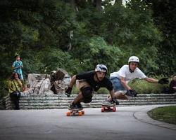 Help the crew of Longboard Camp Sts. Kozma and Damyan 2016